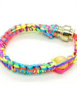 Bracelet 4/20 Smoking Pipe