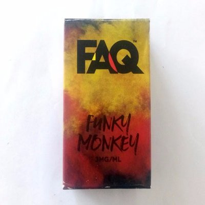 Buy FAQ Funky Monkey Max VG E-Liquid Nigeria 2