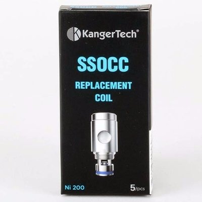 Buy 5pieces Kanger SSOCC Ni200 Nickel Coils Nigeria