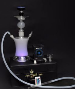 Buy Glass Led Hookah with ehead Nigeria