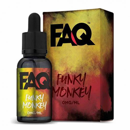 FAQ Funky Monkey ejuice