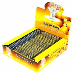 Hornet Lemon flavored smoking papers Nigeria