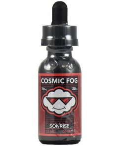 Sonrise by Cosmic Fog Vapors