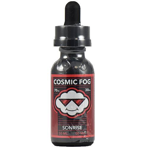 Sonrise by Cosmic Fog Vapors