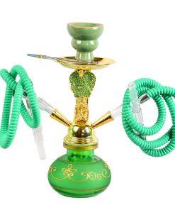 2 Hose Royal Cobra Hookah Pot