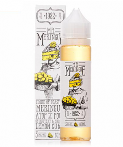 mr. meringue ejuice by charlie's chalk dust