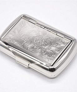 Metal Cigarette Storage Case
