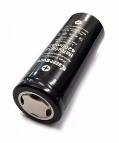 IMR 26650 High Drain Li-ion Battery 4200mAh max 50A Discharge 3.7V