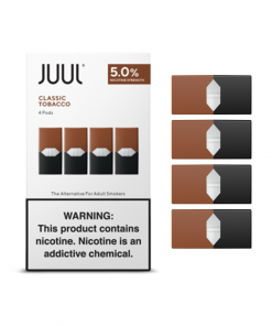 Juul Classic Tobacco 4pods