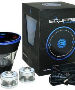 Square e-Head Electronic Hookah Bowl