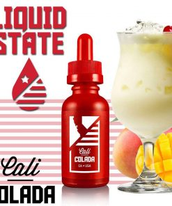 CALI COLADA BY LIQUID STATE VAPORS