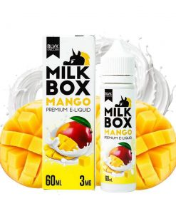 Mango Blvk Milk Box Ejuice
