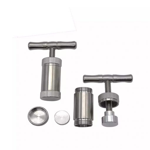 Pollen Press Tobacco Compressor