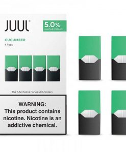 JUUL Cool Cucumber Pods (Pack of 4)