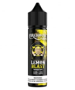 Firehouse By Lemon Blast Eliquid- Lemon Tart