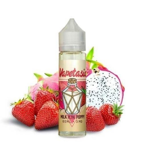 Vapetasia Milk Of The Poppy Ejuice