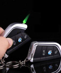 Bmw Car Key Holder With Gas Lighter