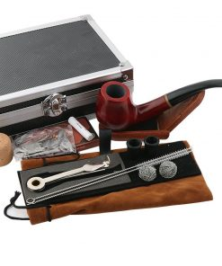 Wooden Smoking Tobacco Pipe