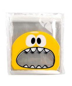 Emoji Self-adhesive Packing Bags