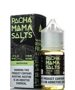 Honeydew Melon By Pachamama Salts - 30ml