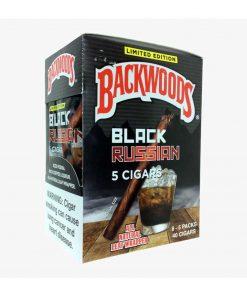 BACKWOODS BLACK RUSSIAN CIGARS
