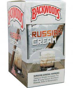 Backwoods Russian Cream Cigars